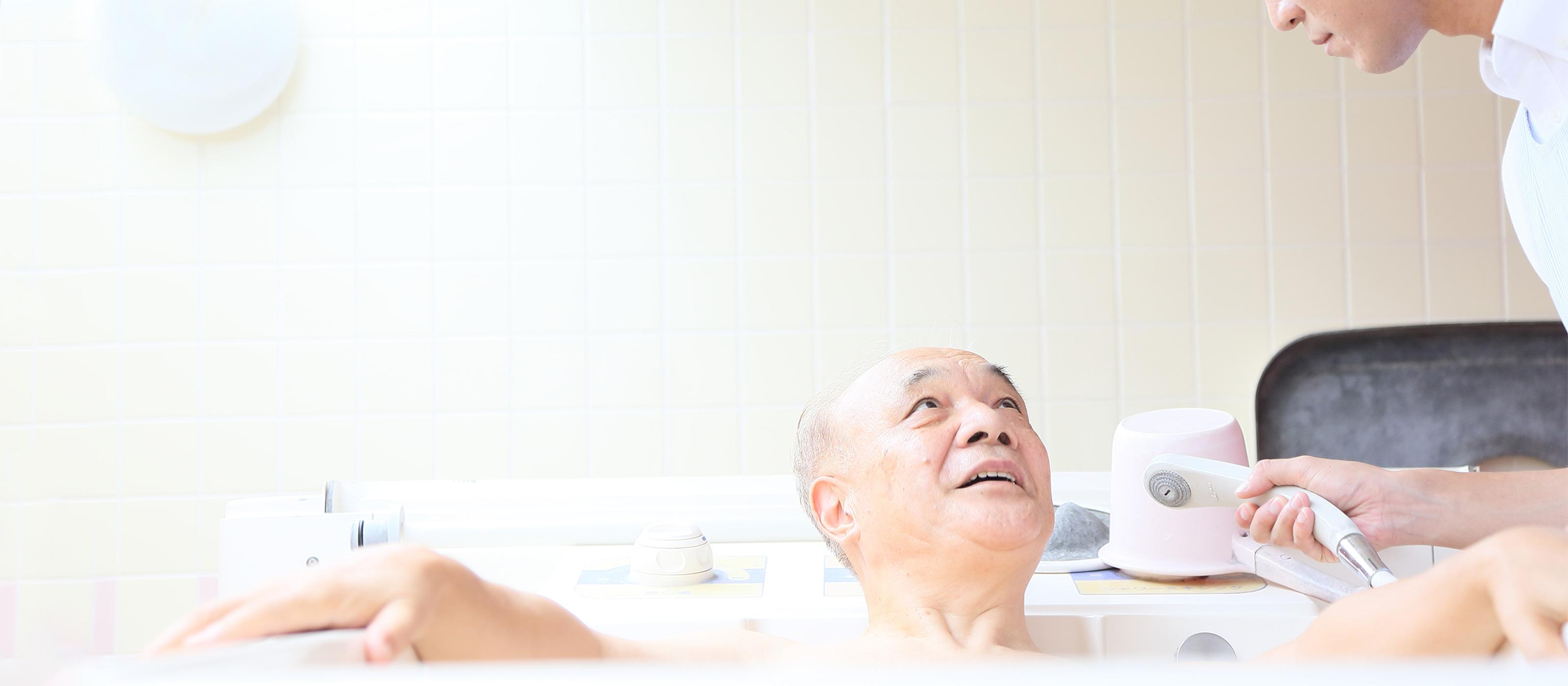 保清の援助(清拭・洗髪・入浴)と指導